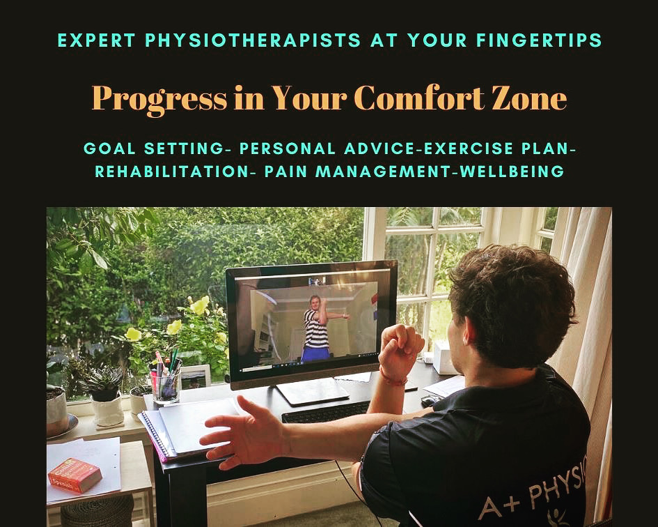 Aplus Physio working online